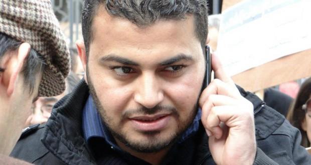 """الصحفي ياسين النابلي """"الصحفي المتحرر من قيود السلطة متهم حتى تثبت إدانته"""""""
