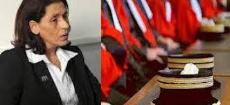 """روضة العبيدي:  """"ممارسات المحامين تشبه ممارسات رابطات حماية الثورة"""""""