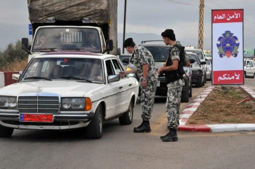 لبنان: ضبط سيارة مفخخة على متنها 3 فتيات