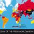 التغيرات الكبرى في نسخة 2014 من التصنيف العالمي لحرية الصحافة