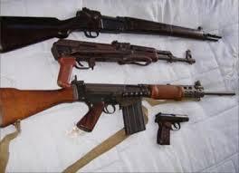طبربة: تفكيك شبكة مختصة في تجارة الأسلحة