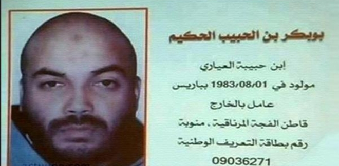 الصومالي: أبو بكر الحكيم هو من اغتال الشهيد محمد البراهمي
