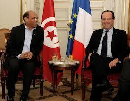 السفارة الفرنسية توضح سبب إلغاء الندوة الصحفية لهولاند مع المرزوقي