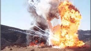"""الشعانبي: إنفجار لغم في منطقة """"سبعة أبيار"""""""