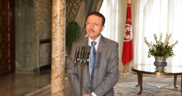 أحمد عظّوم رئيسا للهيئة العليا للرقابة الإدارية والمالية