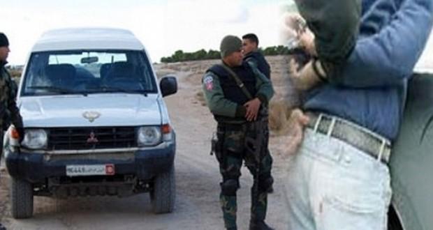 سيدي بوزيد: القبض على 3 متشدّدين دينيا بحوزتهم صور لمنطقة الأمن