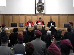 المحكمة العسكريّة بصفاقس: رفض إجراءات التعهّد بقضية شهيد الثورة بتوزر