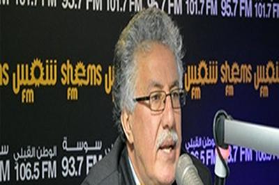 """حمّة الهمّامي: الردّ الحقيقي على """"وزير الاتاوات"""" جاء من طرف الشّعب"""