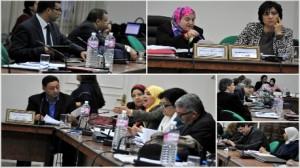 حذف الفصلين 4 و5 والتصويت على 17 فصلا من مشروع القانون الانتخابي