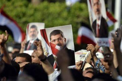 مصر: إعدام 529 متهما من أنصار مرسي
