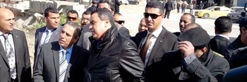 جندوبة: المعطّلون يحتجّون تزامنا مع زيارة مهدي جمعة