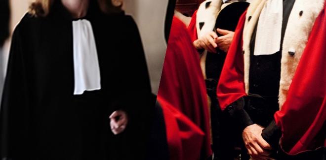 في بيان مشترك: القضاة والمحامون يتجاوزون الخلافات ويُدينون العنف