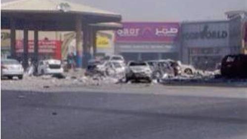 """مصادر لموقع """"فيتو"""": """"داعش"""" فجرت مطعم """"قطر"""" لمعاقبة """"تميم"""" على إيقاف التمويل"""