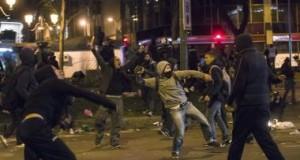 اسبانيا: أكثر من 100 جريح في احتجاجات على البطالة وخطة التقشف
