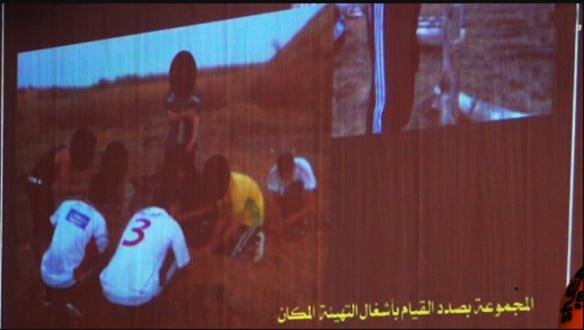 محسن الزريقي: صور الداخلية ليس دليل على وجود مخيم تدريبي لعناصر إرهابية