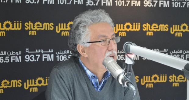 حمّة الهمّامي: الجبهة الشعبية لم تطالب بإطاحة حكومة الجبالي إلا بعد فشلها