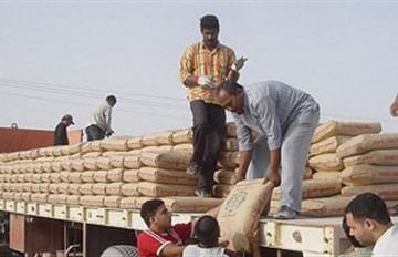 فلسطين: الكيان الصهيوني يسمح بمرور مواد لبناء مستشفى تركي بغزة
