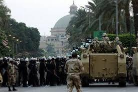 القاهرة:  تعزيزات أمنية تحسّبا لمظاهرات مؤيدي مرسي