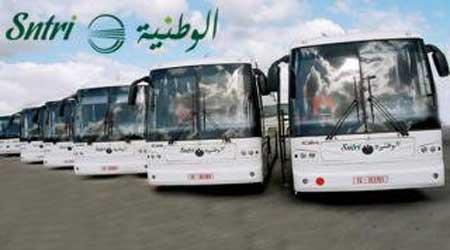 أعوان الشركة الوطنية للنقل بين المدن يؤجّلون الإضراب إلى 10 أفريل