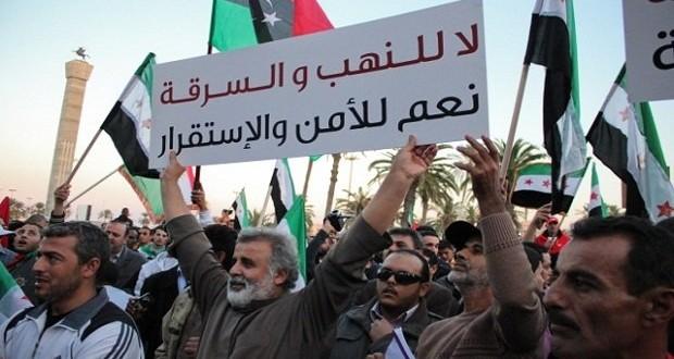 """""""ديمقراطيّون"""" في ليبيا يؤسّسون حركة """"إنصاف"""""""