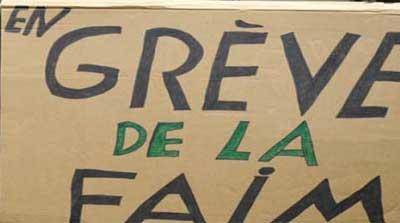 أمام التأسيسي: ثلاثة من المعطّلين يهدّدون بإضراب جوع