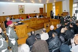 المحكمة العسكرية بصفاقس: تأجيل النظر في قضية شهداء وجرحى قبلي والحامّة