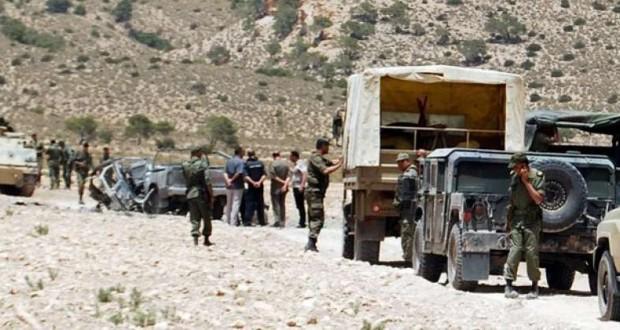 الجزائر: الجيش يحبط عمليّة تهريب ذخيرة عسكريّة ضخمة