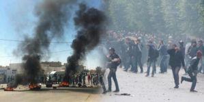 أحداث جنازة شكري بلعيد: القضاء بسجن المتّهمين لمدّة شهرين
