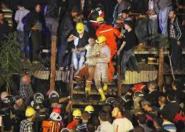 تركيا: مطالب تنادي باستقالة الحكومة إثر ارتفاع حصيلة إنفجار المنجم