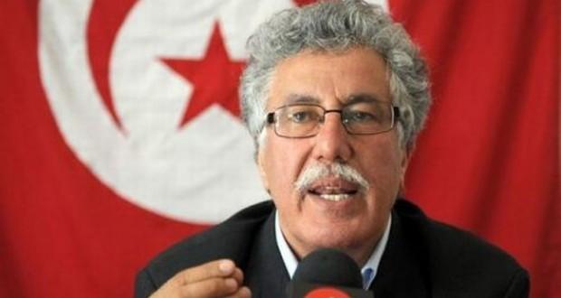 حمّة الهمّامي يطالب بالتمديد في فترة التسجيل للانتخابات