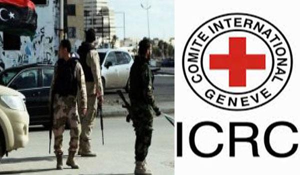 ليبيا: الصليب الأحمر يعلّق عمله بعد مقتل أحد موظفيه