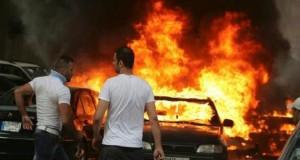 مصر: مقتل ضابطين في سلسلة انفجارات بمحيط قصر الاتحادية