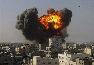 استشهاد 9 فلسطينيين في قصف صهيوني على غزّة