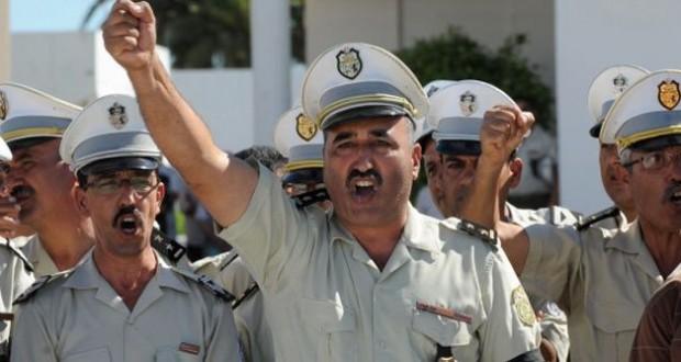 بعد رفع شعار ديقاج في وجه المرزوقي: 14 عون حرس اليوم أمام القضاء العسكري