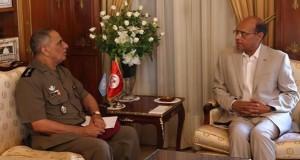 المرزوقي يقبل استقالة الحامدي