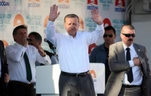 أردوغان: انتهى عصر فرض رئيس الجمهور
