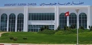 شلل تام بمطار جربة جرجيس بسبب إضراب أعوان وموظفي الخطوط التونسية