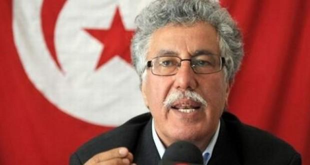 الجبهة الشعبية: حمّة الهمّامي يترشّح غدا للرئاسة