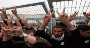 """7 آلاف أسير يضربون عن الطعام احتجاجا على استشهاد الأسير """"الجعبري"""""""
