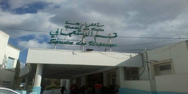 مستشفى الرّابطة: انهيار سقف قسم الجراحة واستياء من صمت المسؤولين