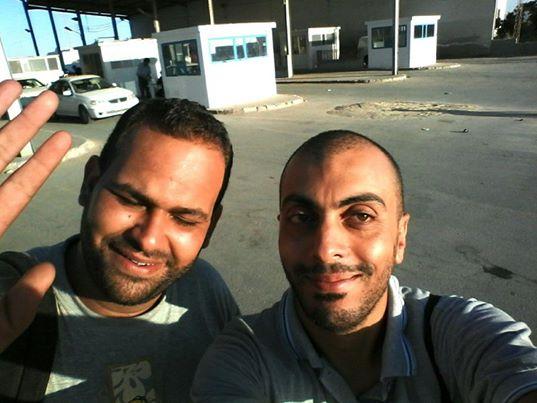 عائلتا الشورابي والقطاري تطلقان نداء استغاثة للإفراج عن إبنيهما المحتجزان في ليبيا
