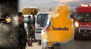 جندوبة: الوحدات الأمنية مستمرّة في تعقّّب العناصر الإرهابية
