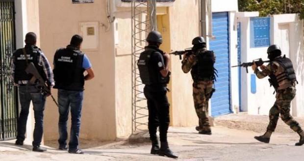 وادي الليل: انتهاء عملية المداهمة التي أسفرت عن مقتل أحد الإرهابيين و 5 نساء