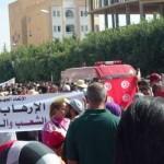أحداث سيدي علي بن عون: إحياء الذكرى الأولى لاستشهاد 6 أعوان من الحرس
