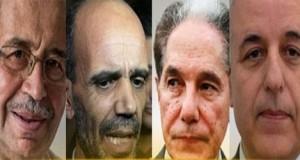 4 مترشحّين للرئاسة ينسحبون من السباق الرئاسي