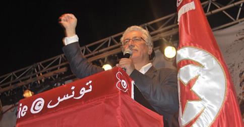 غدا: حمّة الهمّامي في مهد الثورة سيدي بوزيد
