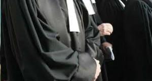 سوسة: محامون في اعتصام مفتوح بمقر الفرع الجهوي للمحامين