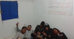 المعهد الثانوي 18 جانفي بجبنيانة: إضراب مفتوح عن الطّعام