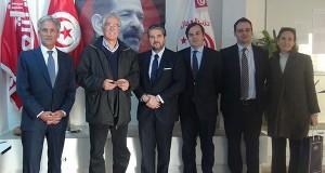 حمّة الهمّامي يلتقي بوفد من البرلمان الإيطالي ويطرح مسألة المفقودين بإيطاليا