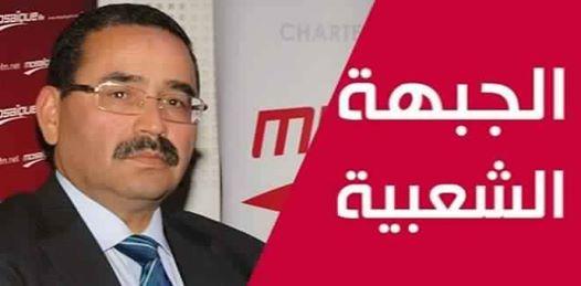 """زهيّر حمدي: """"تأكّد لنا سعي """"الائتلاف"""" الحاكم لإقصاء الجبهة الشعبيّة"""""""